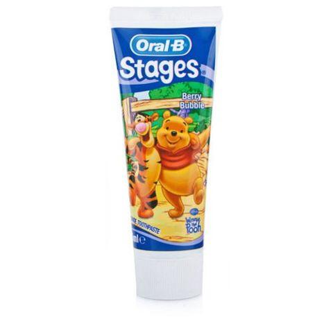 ORAL-B STAGES Pasta do zębów dla dzieci 75ml