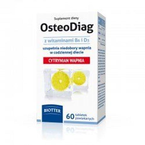 OSTEODIAG x 60 tabletek