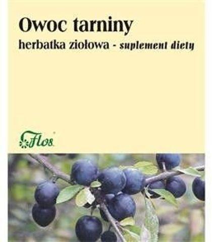 OWOC TARNINY Herbatka ziołowa 50g