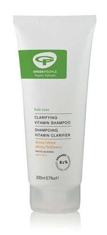 Oczyszczający witaminowy szampon do włosów 200ml