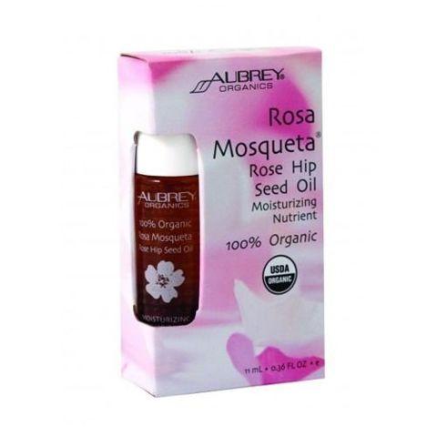 Olejek z owoców dzikiej róży Rosa Mosqueta 100% 11ml