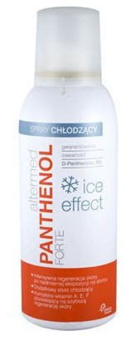 PANTHENOL FORTE ICE Effect spray 9% 150ml