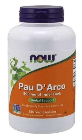 PAU D'ARCO 500mg x 250 kapsułek