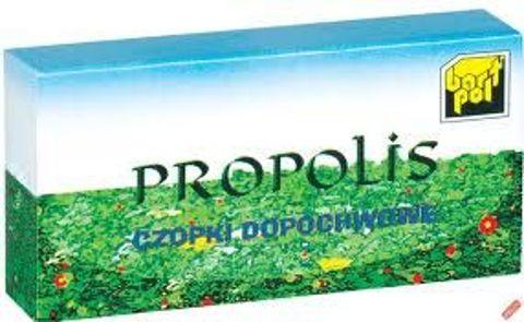 PROPOLIS CZOPKI DOPOCHWOWE x 10 sztuk