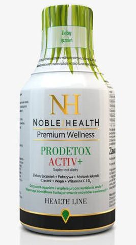 Prodetox Activ+ Noble Health 250ml