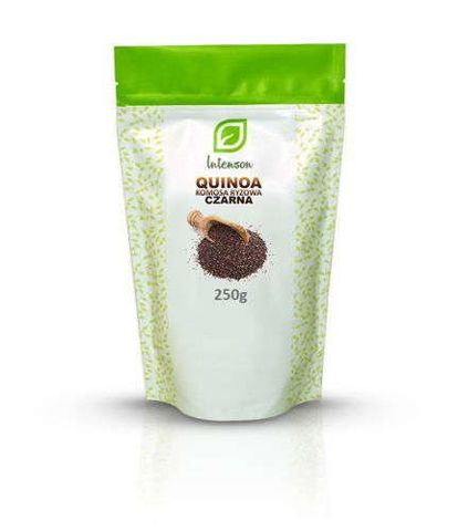 Quinoa komosa ryżowa (czarna) 250g