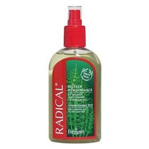 RADICAL Mgiełka wzmacniająca do włosów 200ml
