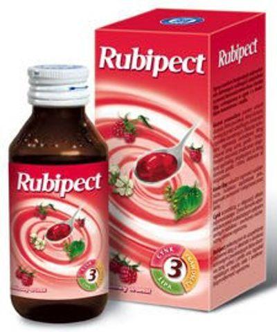 RUBIPECT syrop 125g