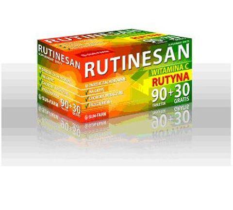 RUTINESAN x 120 tabletek