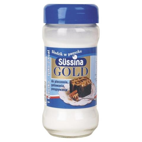 SŁODZIK SUSSINA GOLD w proszku 200g