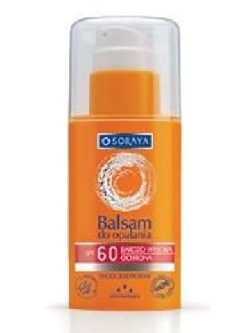 SORAYA Balsam do opal. SPF60 100ml