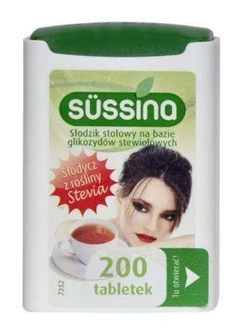 STEVIA SUSSINA x 200 tabletek
