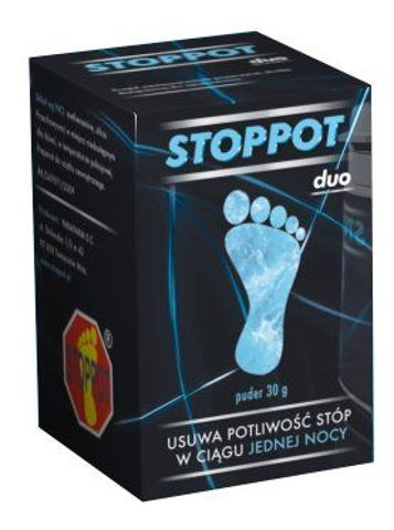 STOPPOT Duo puder 30g