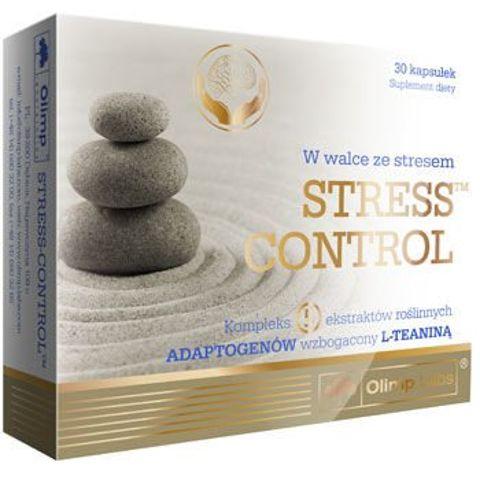 STRESS CONTROL x 30 kapsułek