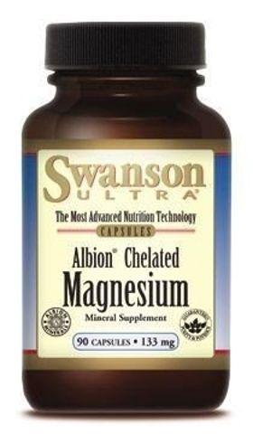 SWANSON Albion Chelat Magnezu 133mg x 90 kapsułek