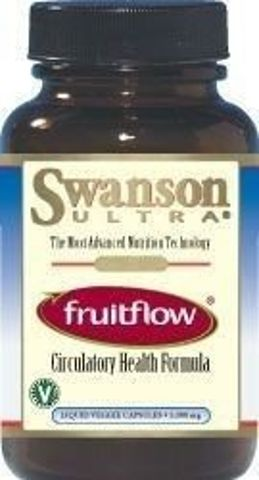 SWANSON Fruitflow x 90 kapsułek