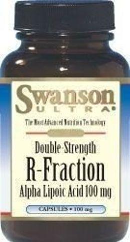 SWANSON R-ALA (kwas R-alfa liponowy) 100mg x 60 kapsułek