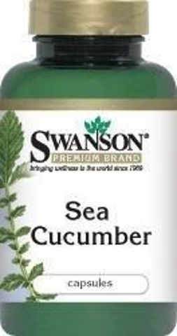 SWANSON Sea cucumber 500mg x 100 kapsułek