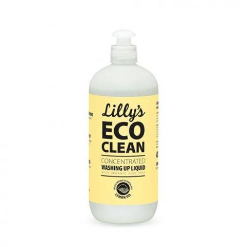 Skoncentrowany płyn do mycia naczyń z organicznym aloesem 500ml