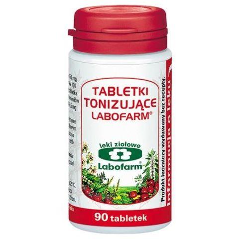 TABLETKI TONIZUJĄCE x 90 tabletek