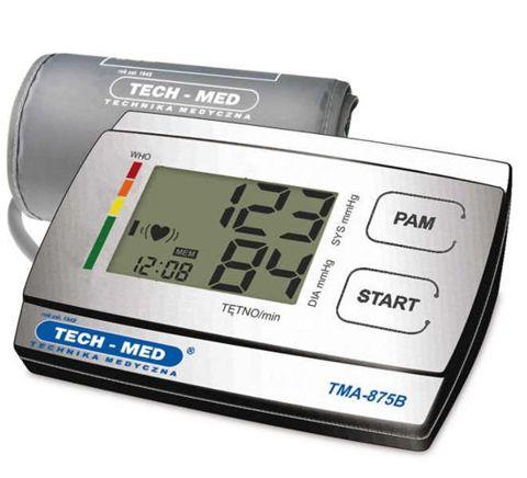TECH-MED TMA-875B Ciśnieniomierz automatyczny 1szt.