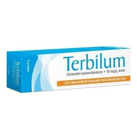TERBILUM 0,01g/g krem 15g