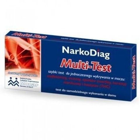 TEST Narkodiag Multi-Test