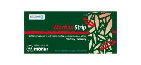 TEST wykrywający morfinę 1szt