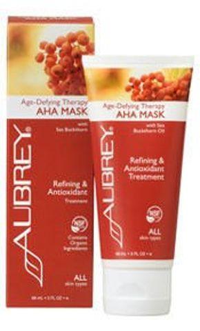Terapia przeciwzmarszczkowa Maska z owocowymi kwasami AHA 89ml