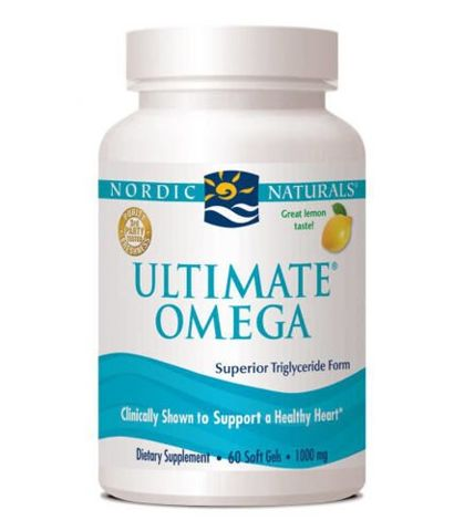 Ultimate Omega x 60 kapsułek