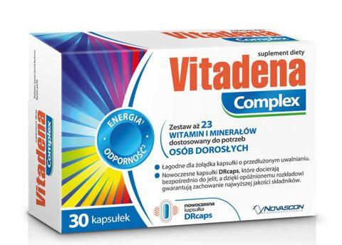 Vitadena Complex x 30 kapsułek