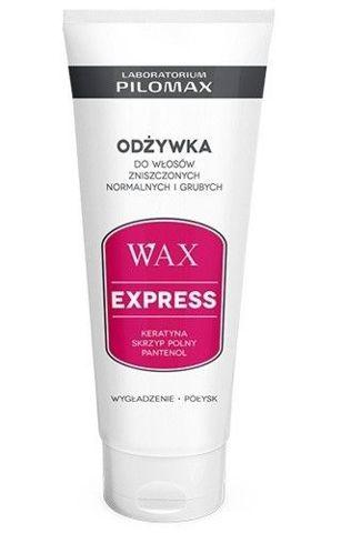 WAX Pilomax Keratyna Express odżywka do włosów zniszczonych normalnych i grubych 200ml