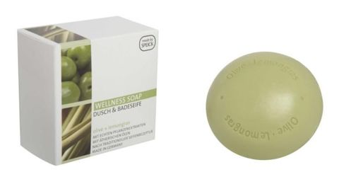 Wellness Mydło Oliwą z oliwek i Trawą cytrynową 200g