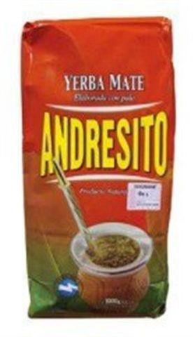 Yerba mate Andresito 500g - data ważności 04-12-2016r.