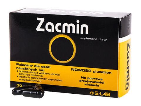 ZACMIN x 30 kapsułek