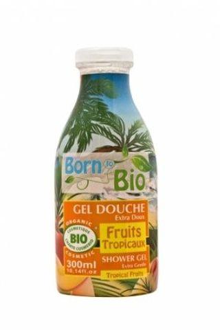 """ŻEL pod prysznic BIO """"Owoce Tropikalne"""" 300 ml"""