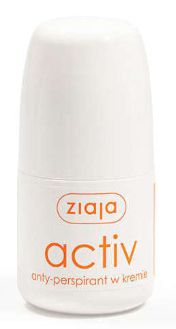 ZIAJA Antyperspirant Activ roll-on 60ml