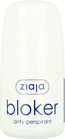 ZIAJA BLOKER antyperspirant roll-on 60ml