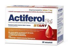 ACTIFEROL Fe START x 30 saszetek