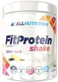 ALLNUTRITION FitProtein Shake vanilla 500g - data ważności 30-06-2019