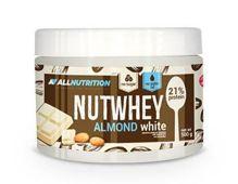 ALLNUTRITION Nutwhey Almond White 500g - data ważności 31-05-2018r,