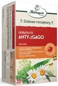 Anty-zGago Fix herbatka ziołowo-owocowa 2g x 20 saszetek