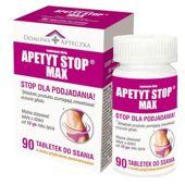 Apetyt Stop Max smak grejpfrutowo-pomarańczowy x 90 tabletek do ssania