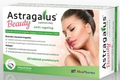 Astragalus Beauty x 60 tabletek