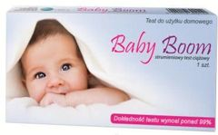 Baby Boom Test ciążowy strumieniowy x 1 sztuka