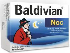 Baldivian Noc x 15 tabletek