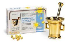 Bio-Witamina D3 D-Pearls x 40 kapsułek