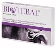 Biotebal 5mg x 60 tabletek