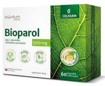 Biovitum Liquid Bioparol 500mg x 60 kapsułek