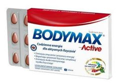 Bodymax Active x 30 tabletek
